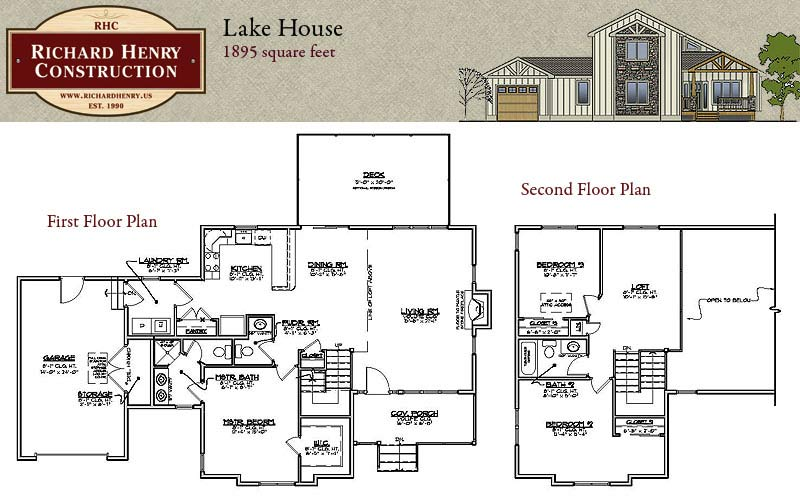 Lake Naomi House And Lot Package New Home Builder